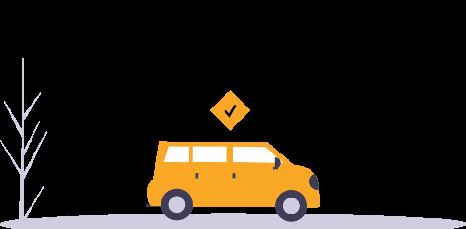 Grossraum taxi